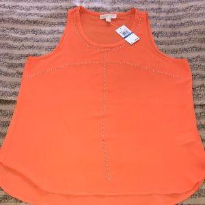 Michael Kors top size XL